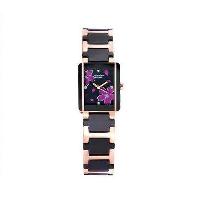 A1 61222RG-4L 愛戀櫻花半陶瓷手錶手表范倫鐵諾古柏 Valentino Coupeau