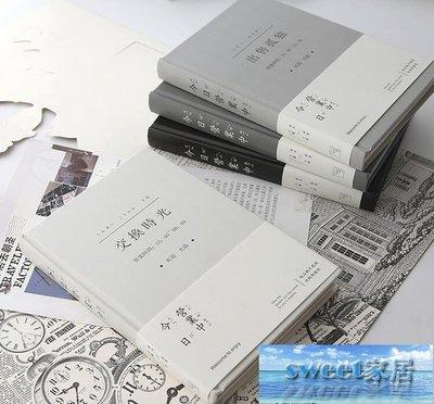文藝簡約小清新復古販賣夢境筆記本記事本...