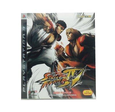 【二手遊戲】PS3 快打旋風4 街頭霸王 IV STREET FIGHTER IV 日文版【台中恐龍電玩】