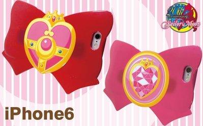 尼德斯Nydus~* 日本正版 美少女戰士 月光仙子 月光魔杖 手機殼 軟殼 4.7吋 iPhone 6 共2款