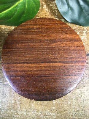 老撾大紅酸枝 老撾料(一套8個) 茶檯 杯墊 檯座 ,獨板,純手工製作,無漆無漆 8075