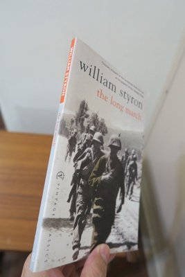 【英文舊書】[小說] The Long March, William Styron