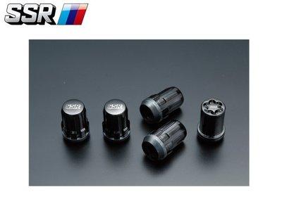 【Power Parts】SSR Lug Nuts KIT 防盜螺絲組 M12x1.5