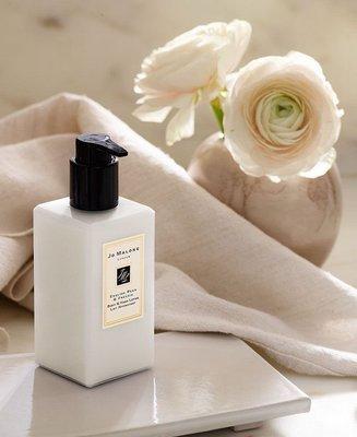現貨 + 預購 JO MALONE LONDON 手部及身體潤膚乳液 香氛乳液 身體乳 護手乳 250ml