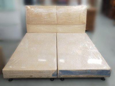 【宏品二手家具館】台中中古傢俱賣場B9232*布面6尺床組*床板 床底 床墊衣櫥 臥室家具家電 2手傢俱拍賣衣櫃 化妝鏡