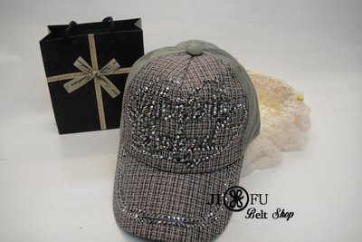 現貨供應*JIFU 鉅釜皮件*帽子*棒球帽 潮帽(咖啡色 )(W127)