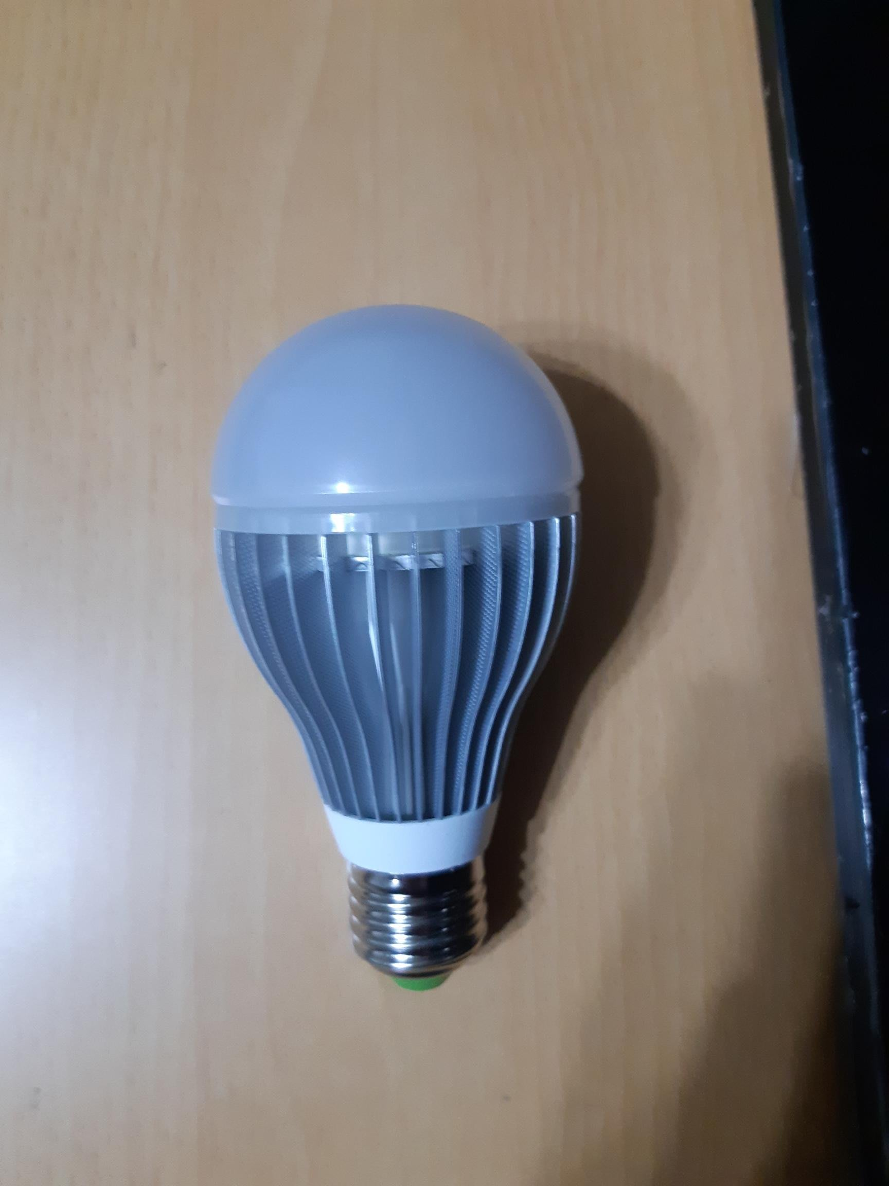 特價出清 2手 9成新 裸裝 黃光 LED燈