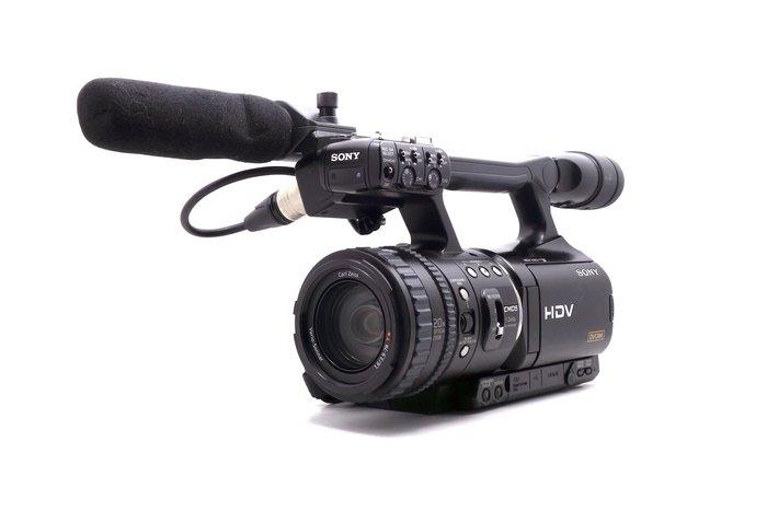 【台中青蘋果】Sony HVR-V1N 影帶式專業型攝影機 二手 攝影機 #26442