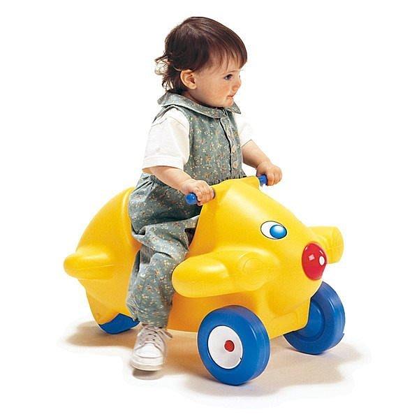 美國Step2噴射機腳行車 《飛機造型,帶給孩子騎乘的樂趣》◎童心玩具1館◎