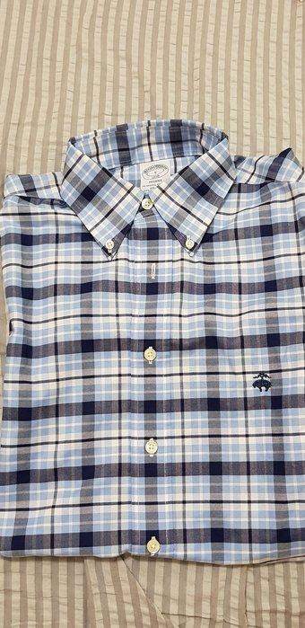 Brooks Brother 襯衫 正品全新 原價3990元 SIZE S 防皺系列