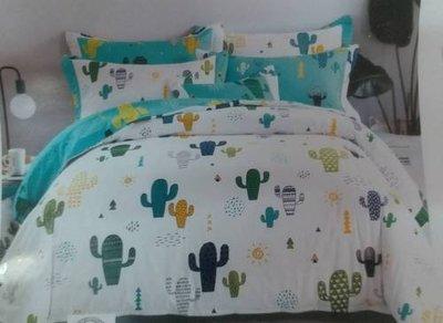 高級精梳棉~單人.雙人.加大.床包.床...