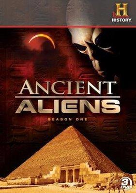 【藍光電影】遠古外星人 第一季 3碟 2009 134-075|134-076|134-077
