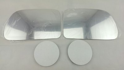 *HDS*現代 TUCSON 05 (2.0/2.7) 白鉻鏡片(一組 左+右 貼黏式) 後視鏡片 後照鏡片 後視鏡玻璃