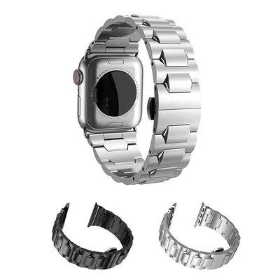 hoco Apple Watch  38mm 40mm  格朗鋼錶帶~銀色款 拆錶帶工具套裝