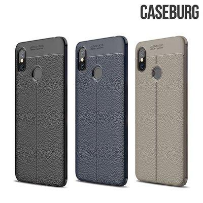 小米Max 3 Xiaomi Mi Max 3 CASEBURG Urban Shield 商務斯文 耐磨皮紋 保護套 手機軟殼1025A