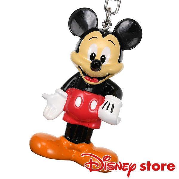 41+ 現貨不必等 Y拍最低價 迪士尼專賣店 日本正版 米奇 Mickey 造型 鑰匙圈 公仔 吊飾 小日尼三