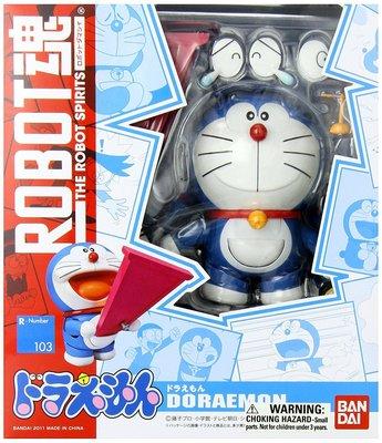 日本正版 萬代 ROBOT魂 哆啦A夢 模型 公仔 日本代購