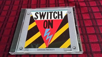 R西洋團(二手CD)SWITCH ON~44首~無ifpi~