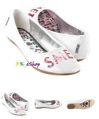 【美衣大鋪】☆ Smet 正品☆Mosh model patent leather skimmers 可愛平底鞋~8