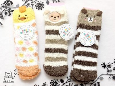 【拓拔月坊】日本品牌 stream 毛茸茸~居家短襪 現貨!