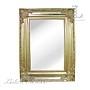 【芮洛蔓 La Romance】 Mindy Brownes - 木製歐式圖騰掛鏡 / 裝飾鏡 / 玄關鏡 / 方鏡