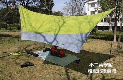 【格倫雅】^遮陽篷 涼棚 帳篷 露營 天幕 5*5米 超大尺寸塗銀防曬防輻射防紫外線
