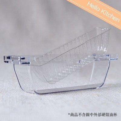 【林內/豪山/喜特麗】抽油煙機專用 歐式油杯拋棄式油杯