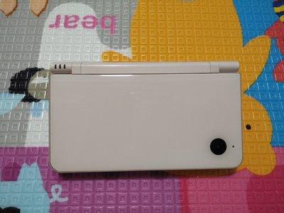 『懷舊電玩食堂』《正日本原版》【NDSi LL】實體拍攝 NDSi LL 白色主機 非拼裝機 送全新USB充電線