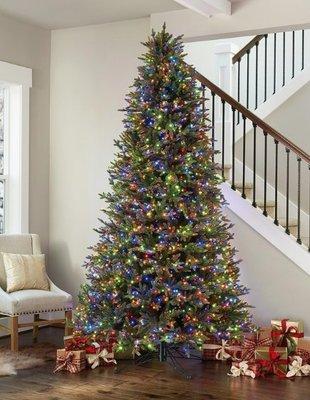 【有顆蕃茄公司貨】9 呎 LED 聖誕樹 (展示品)