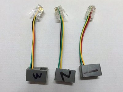 【世明國際】水晶頭RJ9電話座機話筒接口轉換頭 轉接耳麥話務耳機轉接線