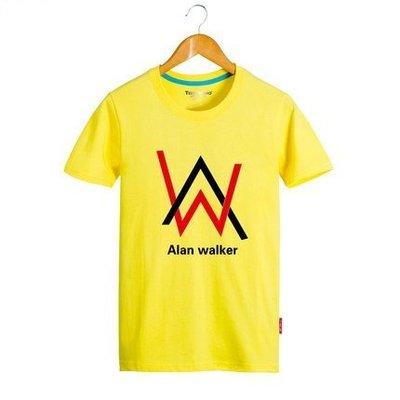 【SeVeN Shop】精選代購 艾倫沃克#3♥DJ 電音♥男女♥短袖♥大尺碼♥上衣服♥t衫t恤