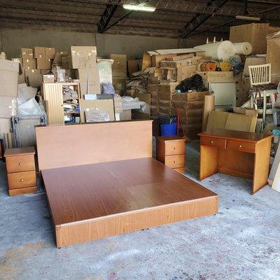 美生活館 訂製家具 客製化 柚木色  上掀式收納床頭箱 壁樑櫃 收納櫃 沙發背櫃