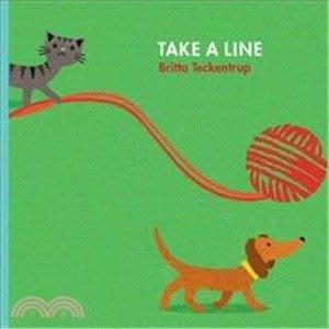 Take a Shape: Line 硬頁書
