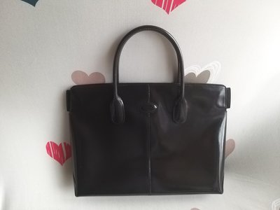 TODS 公事包 手袋 (Tod's 100% Real 98% New)