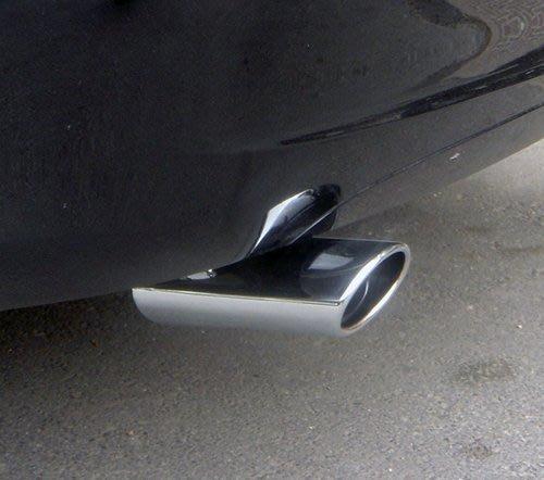 《※金螃蟹※》 Benz 賓士 E-class W211 2002~2005年 鍍鉻 造型 排氣管 尾管