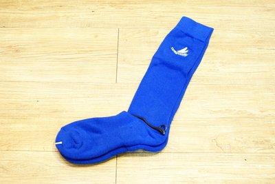棒球世界 全新Dragonfly藍蜻蜓少年用球襪    特價   寶藍色