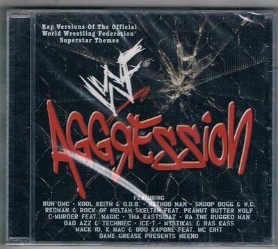 西洋CD-World Wrestling Federation / Aggression {V250120}/全新