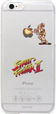 尼德斯Nydus~* 快打旋風 街頭霸王 硬殼 透明 手機殼 4.7吋 iphone6 達爾西姆 Yoga Fire