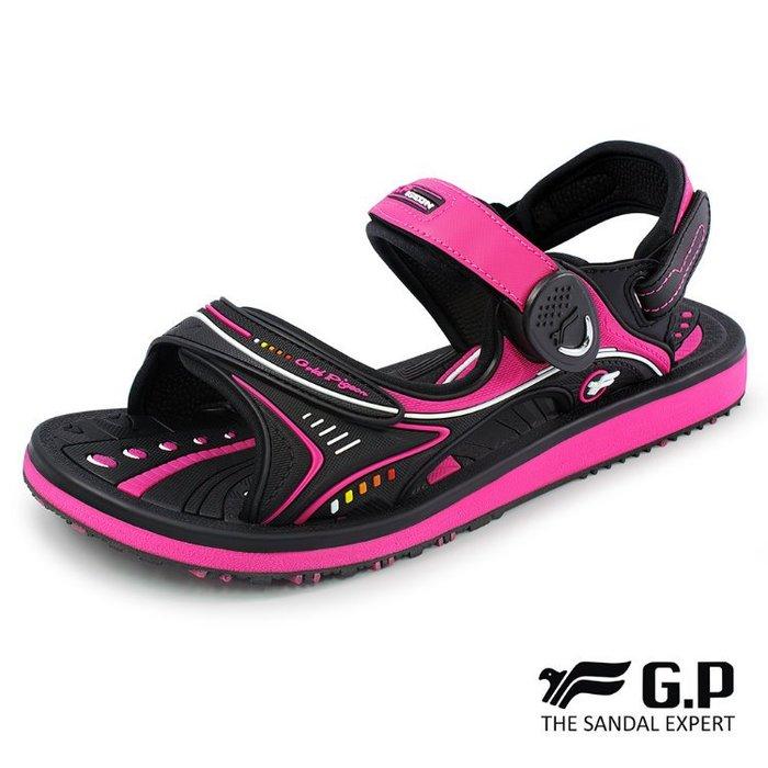 小市民倉庫-寄超商免運-GP涼鞋-GP-阿亮代言-新款-休閒兩用涼拖鞋-可拆卸式後帶-一鞋兩穿-G8666BW-15