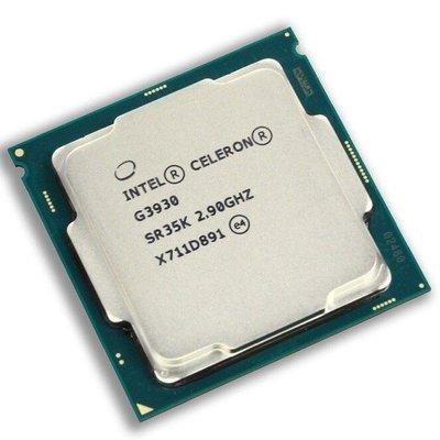 【尚層美家】~Intel Celeron G3930 2.90GHz 2M Cache Dual-Core CPU~uygsb87156