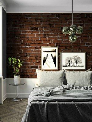 壁貼 INS墻紙自粘壁紙背景墻臥室宿舍防水防潮墻貼溫馨10米貼紙北歐風
