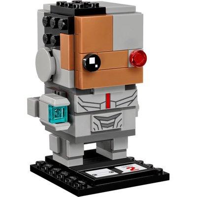 【晨芯樂高】41601 BrickHeadz 大頭系列Cyborg