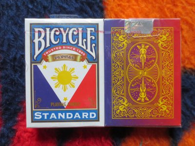 【USPCC撲克】Bicycle Pilipinas Playing Cards 菲律賓單車撲克牌 撲克 極稀少