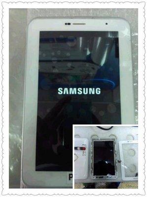 威宏資訊 Samsung 手機平板維修  SAMSUNG GALAXY Tab 10.1 Wi-Fi 觸控面板破裂
