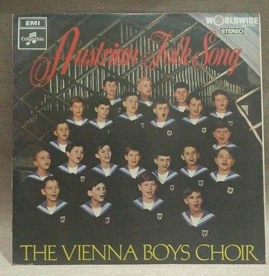 黑膠唱片  THE VIENNA BOYS CHOIR