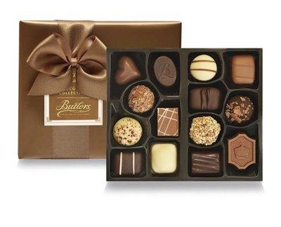 (預購7天寄出)愛爾蘭 Butlers 經典巧克力禮盒 the signature chocolate collection 400g