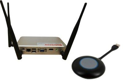 HD-100 SkyShare 無線共享系統 (具圖像旋轉控制器功能)