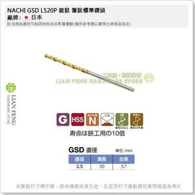 【工具屋】*含稅* NACHI 2.5...