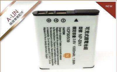 《阿玲》 SONY NP-BN NPBN /DSC-KW11 香水機專用QX30 / QX100 / QX10 相容原廠