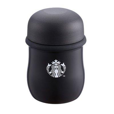 台灣 Starbucks 星巴克 黑色女神餐食罐組 保溫壺 420ml